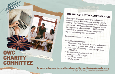 Charity Admin