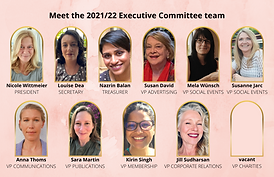 2021-22 Executive Committee