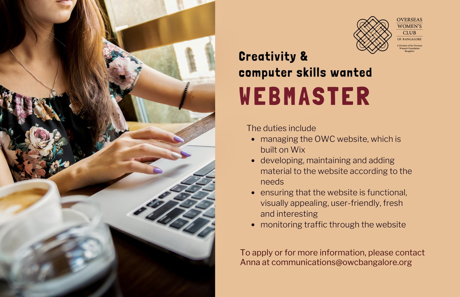Are you a Webmaster?
