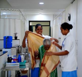 Karunashraya Patient Care