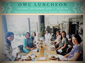 September Luncheon
