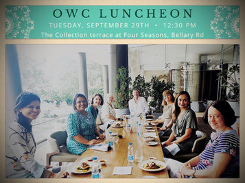 September Luncheon