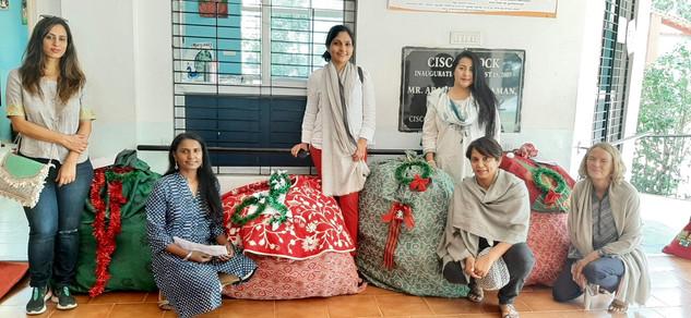 Ms Charity Santas