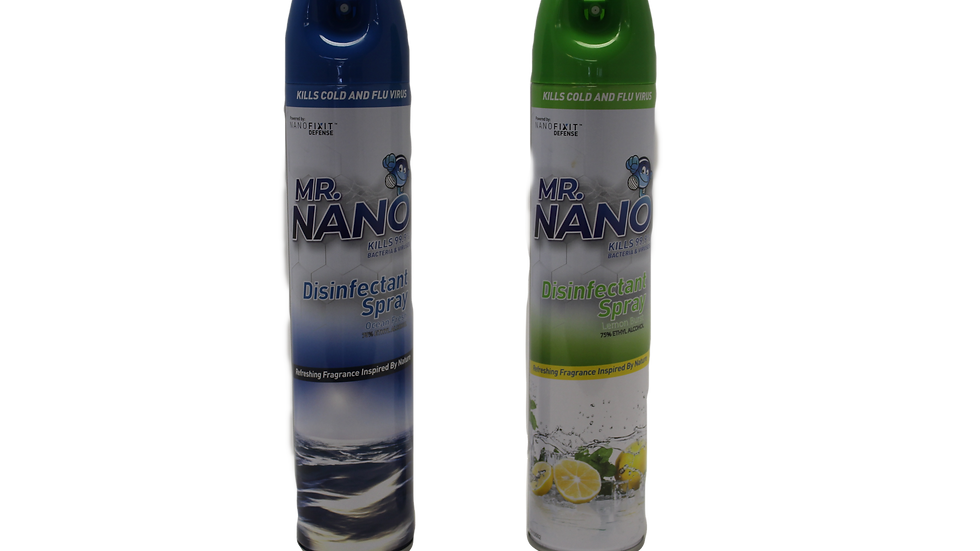 Mr.Nano Disinfectant Spray 17oz