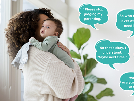 Top 5 Reasons To Hire A Postpartum Doula Even If Your Friend Or Family Says They Will Help.