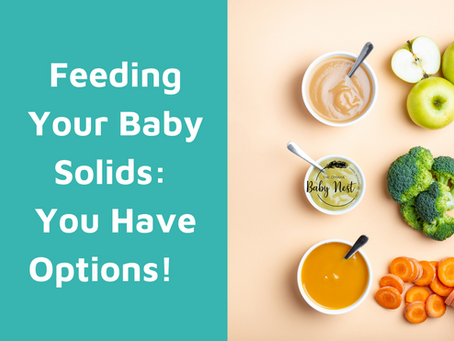 Navigating Your Baby Food Options Among Heavy Metal Concerns: What Are Your Options?
