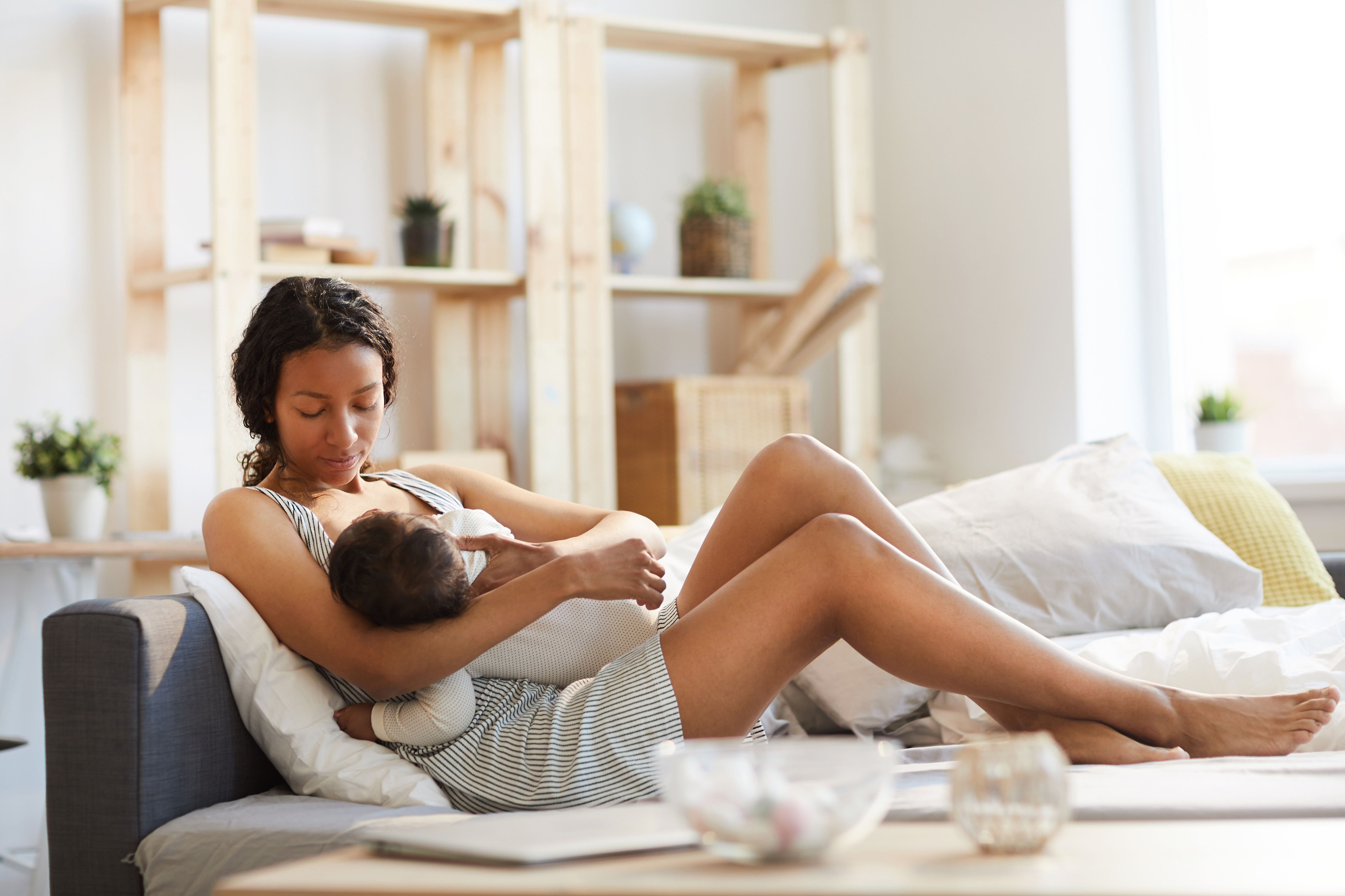 Virtual Breastfeeding Counseling