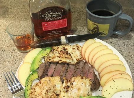 Zion's Breakfast Steak