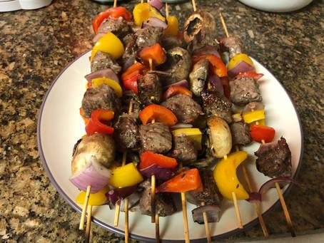 Zion's Farm Summer Kebabs