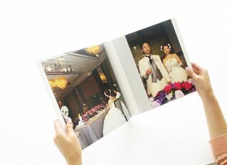 結婚式にもマイブック