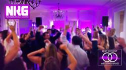 NKG Grosse Pointe Club Wedding Party