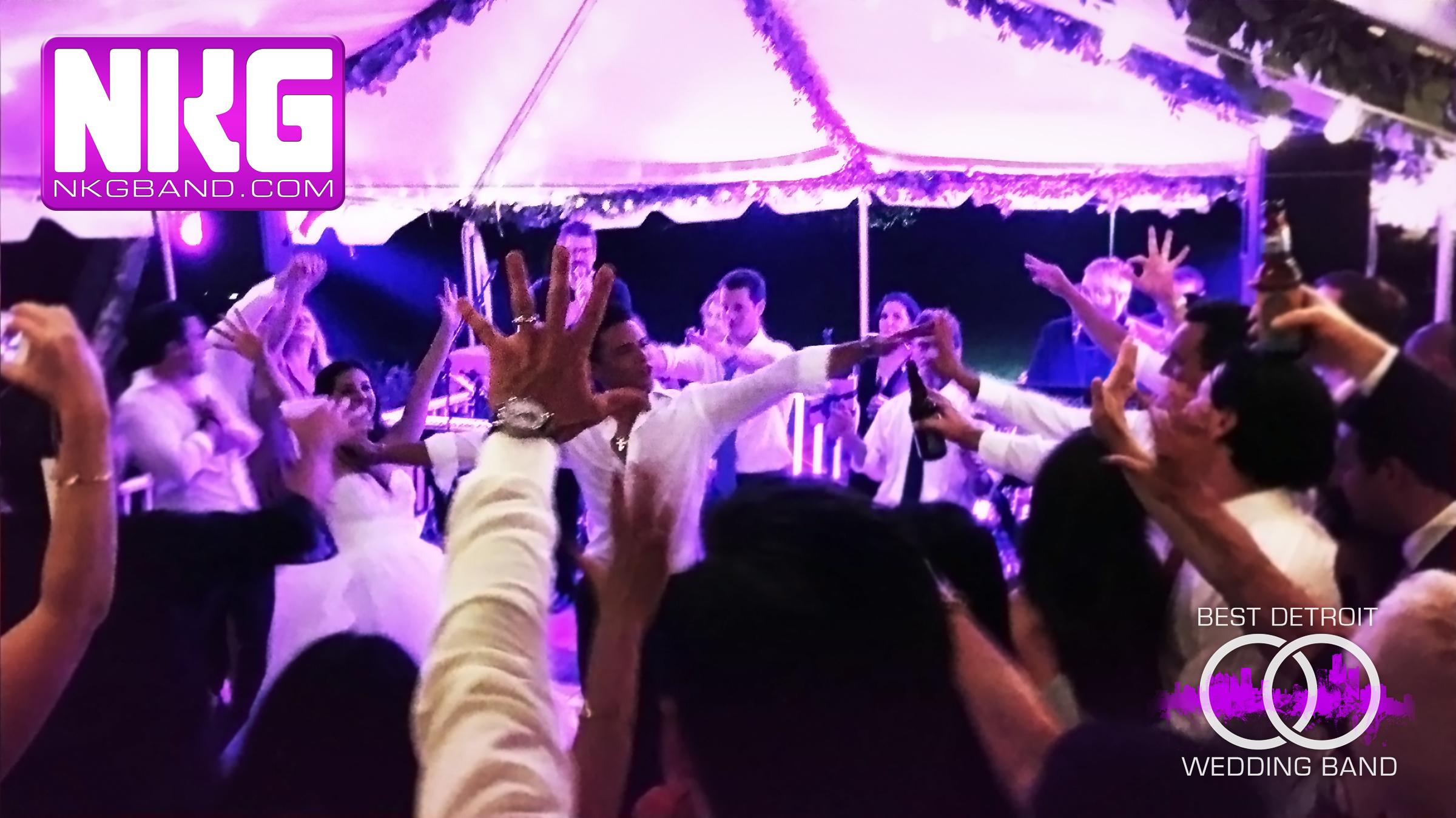 Bay Harbor Wedding NKG Bamd