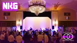 NKG Masonic Temple Detroit Wedding