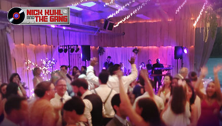 Nick Kuhl and the Gang - Best Detroit Wedding Band
