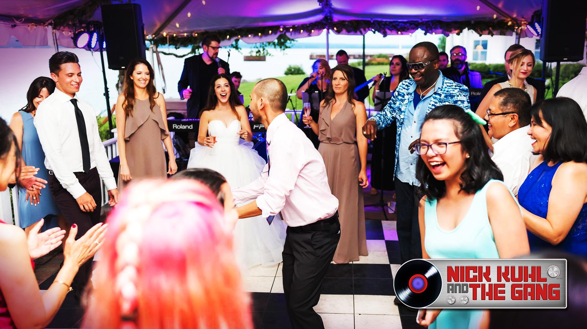 Inn Bay Harbor Wedding Party