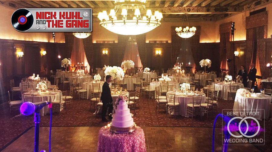 DAC Detroit Wedding