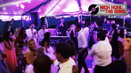 Best Live Wedding Party Band