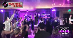 Detroit Athletic Club Wedding Party