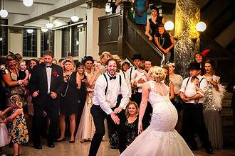 NKG Band Belle Isle Casino Wedding Party