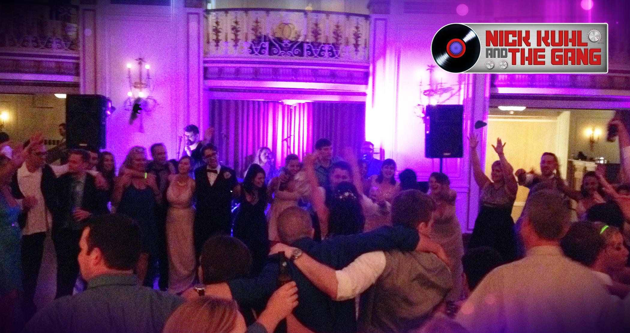 Colony Club Detroit Wedding