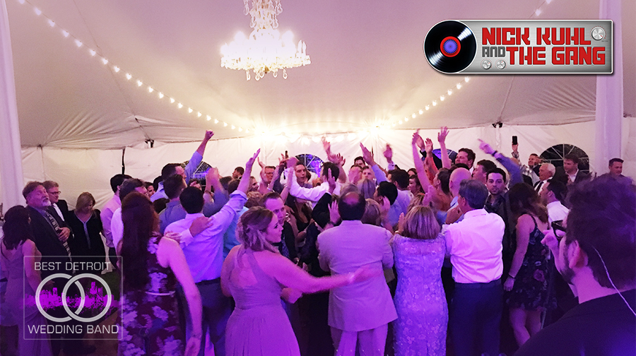 NKG Grosse Isle Wedding Party