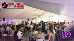 Meadow Brook Hall Gardens Wedding