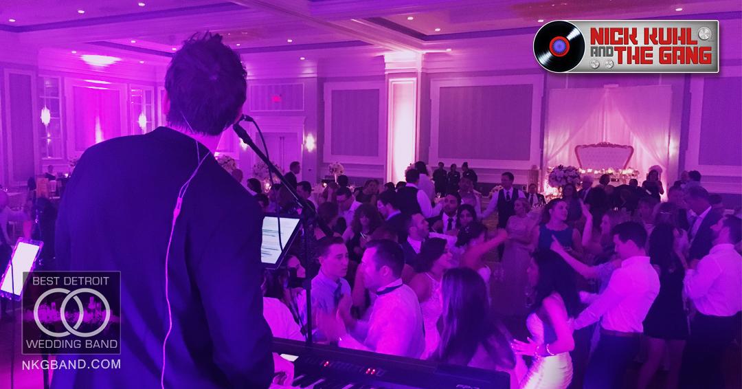 NKG Hilton Easton Ballroom