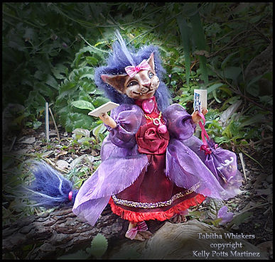 cat fairy sculpture | kitten faery sculpture | sculpting holiday Spain