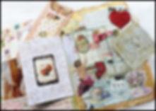 vintage papercraft course | vintage journal making course