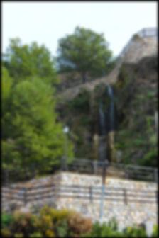 waterfalls in Lentegi