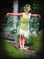fairy costume by Jacqui Martinez
