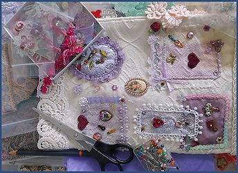 Bohemian accessories making course | art  and craft holidays Spain