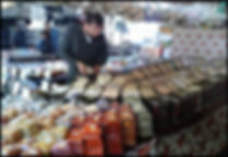 Spice stall Almunecar market