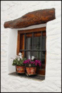 Window box Andalucia