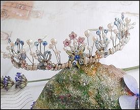 tiara making course | wedding jewellery making course | jewellery making holiday