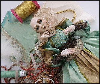 doll making holiday | doll making course | Heart and Art Andalucia