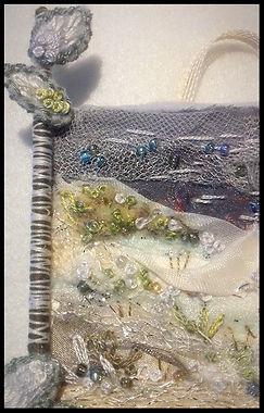 textile art course | textile art Andalucia | art course Andalucia | craft course Andalucia