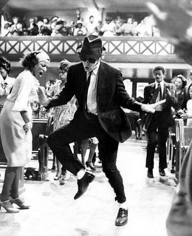 Dancing Blues Brothers