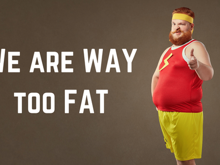 Americans are WAY Too Fat and we Seriously Need to Fix This Problem
