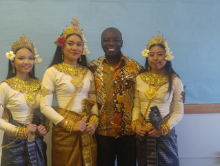 Cambodian Cultural Dance Group