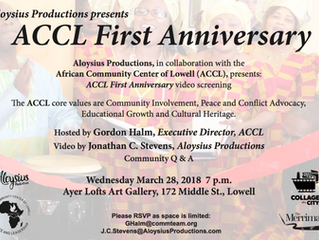 ACCL Documentary Release