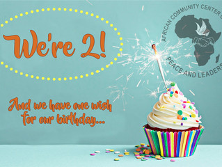 It's Our Birthday! And we just have one wish...