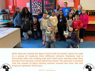 Boys & Girls Club of Lowell