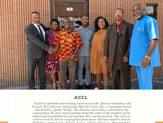 ACCL Outreach