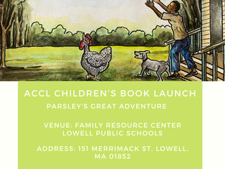 ACCL Children's Book Launch