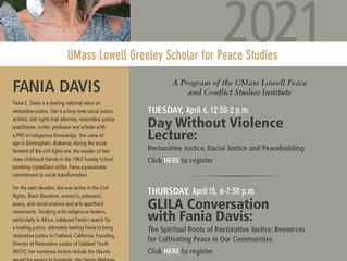 UMass Lowell Greeley Scholar for Peace Studies