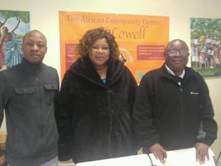 Republic of Congo Representatives Visit Center