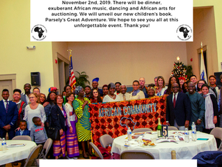 THE ACCL 3RD ANNIVERSARY CELEBRATION/FUNDRAISER