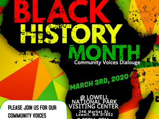 Black History Month Community Dialogue