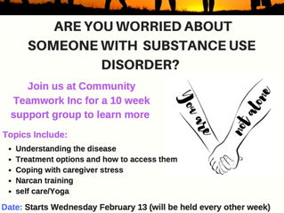 New Bi-Weekly Support Group at CTI